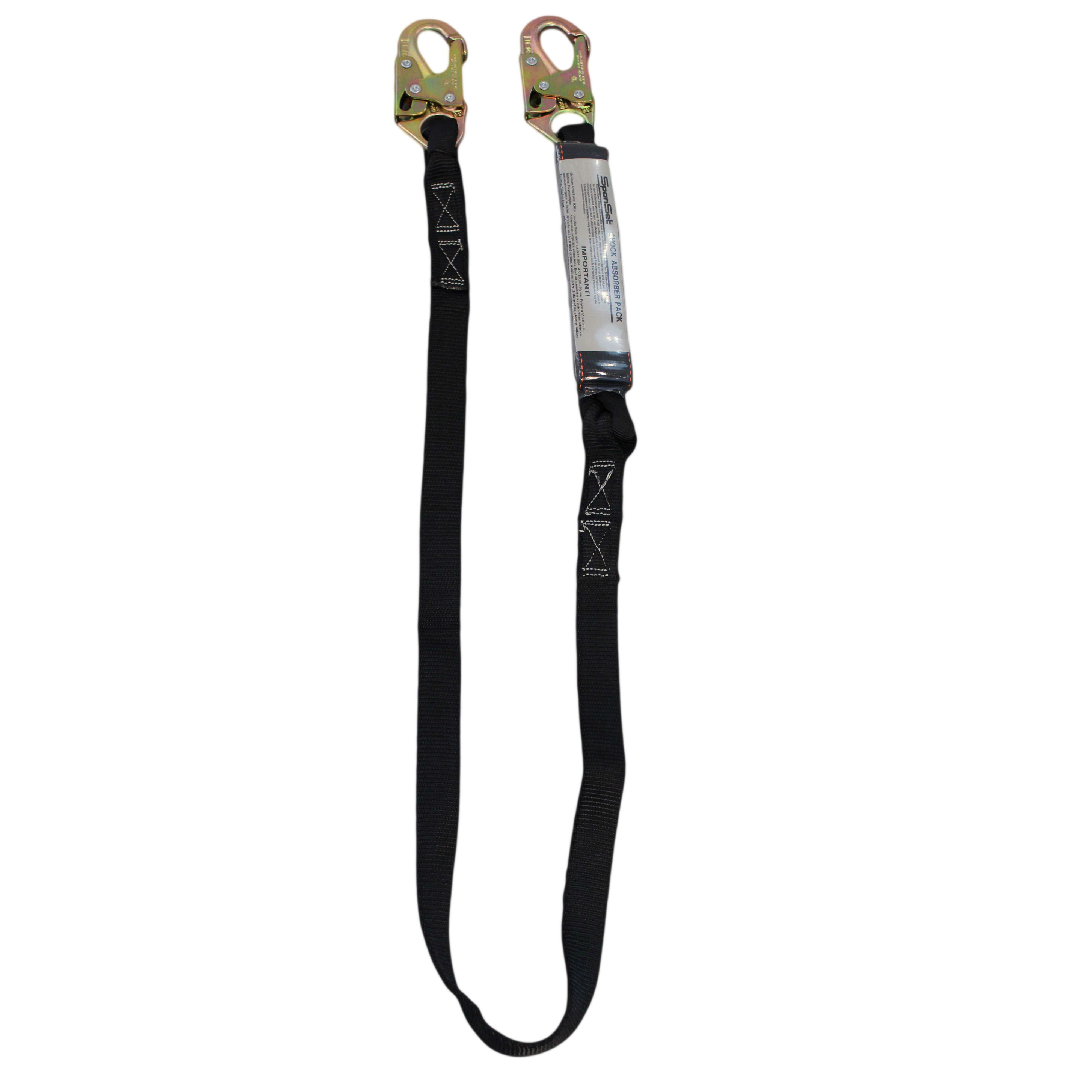fall arrest lanyard 6 ft  u2013 mobile industrial safety supplies
